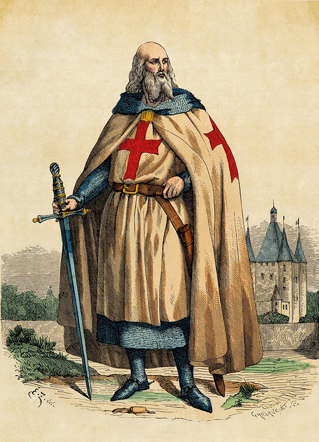 Jacques de Molay