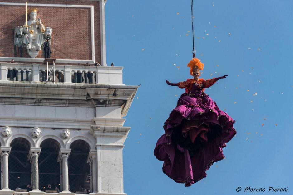 Volo dell'angelo. Foto di Moreno Pieroni