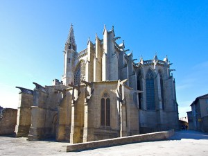 Basilica Saint-Nazaire