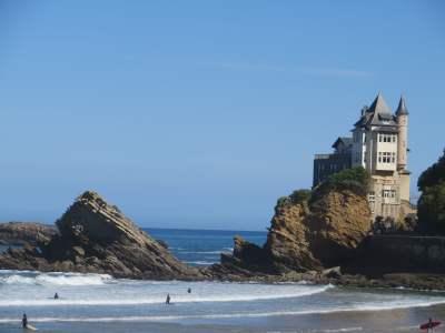 Biarritz Paesi Baschi