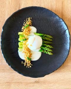uova asparagi