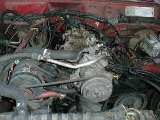 Jeep Cherokee Project XJ - 34L Engine Swap For Your 28L XJ