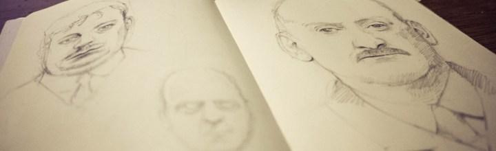 Thieves Portraits