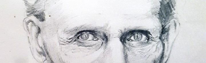 Portrait of F Schmelz