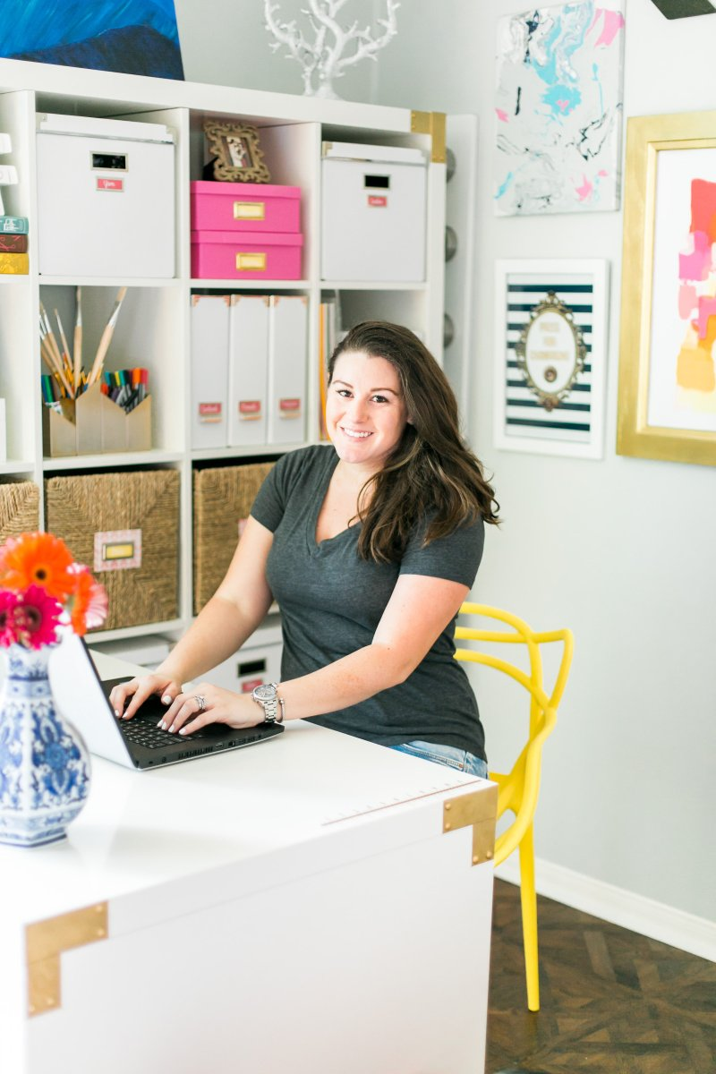 Craft Room and Office Organization Tour