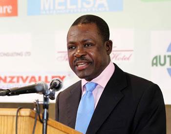 Patriotic Front Secretary General Wynter Kabimba