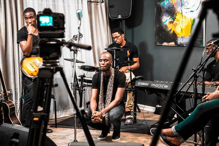 "Pompi releases live performance of ""Guilty by association """