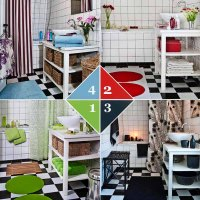 4 Small Bathroom Decorating Ideas and Color Schemes, Quick ...