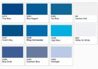 Dulux Color Trends 2012, Popular Interior Paint Colors
