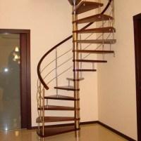 Modern Interior Design with Spiral Stairs, Contemporary ...