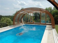 Indoor Swimming Pools and Pool Enclosures Add Luxury to ...