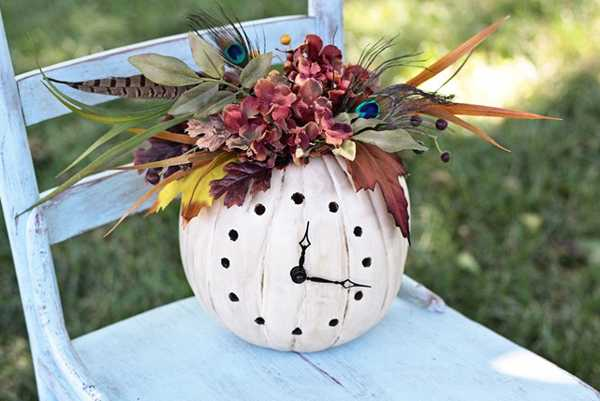 15 Thanksgiving Table Centerpieces And Halloween