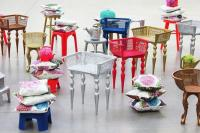 Plastic Recycling Ideas for Unique Chairs with Plastic ...