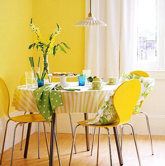 22 bright interior design and home decorating ideas with