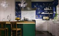 25 Beautiful Kitchen Decor Ideas Bringing Modern Wallpaper ...