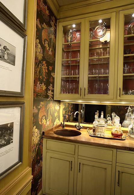 Fall Painting Wallpapers 25 Beautiful Kitchen Decor Ideas Bringing Modern Wallpaper