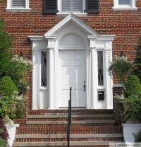 15 Spectacular Front Door Design Ideas and Tips for ...