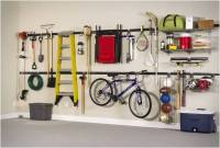 20 Garage Wall Storage Ideas, Space Organization with ...