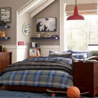 22 Teenage Bedroom Designs, Modern Ideas for Cool Boys ...
