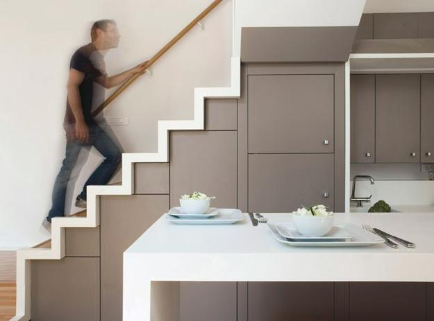 25 Space Saving Ideas Under Staircase Storage Solutions