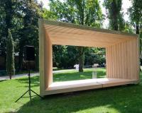 Beautiful Gazebo Designs Creating Contemporary Outdoor ...