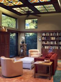 25 Modern Ideas to Use Stained Glass Designs for Home ...