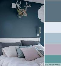 Bluish Gray and White Decorating Ideas Soften and Styled ...