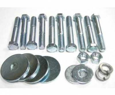 Clips, Fasteners, Clamps  Bolts