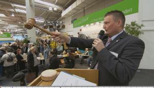 Zoll-Auktionator Jörg Wagner 2