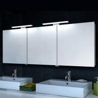Design LED Beleuchtung Aluminium Badezimmer Spiegelschrank ...