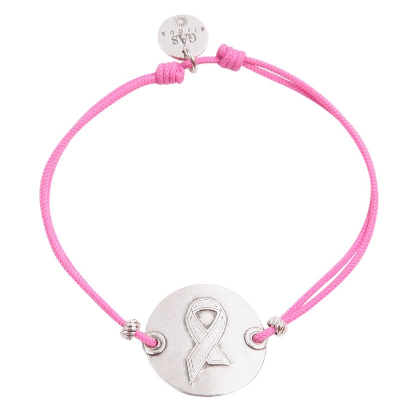 Survie au cancer: Bracelets en caoutchouc cancer: Un