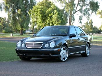 La Mercedes de Carlos Slim
