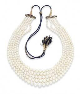 quintuple collier