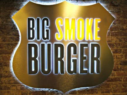 Big Smoke Burger - Toronto Flavours in New York City