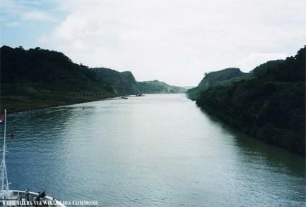 Cruising the Panama Canal - Bucket List Travel Idea