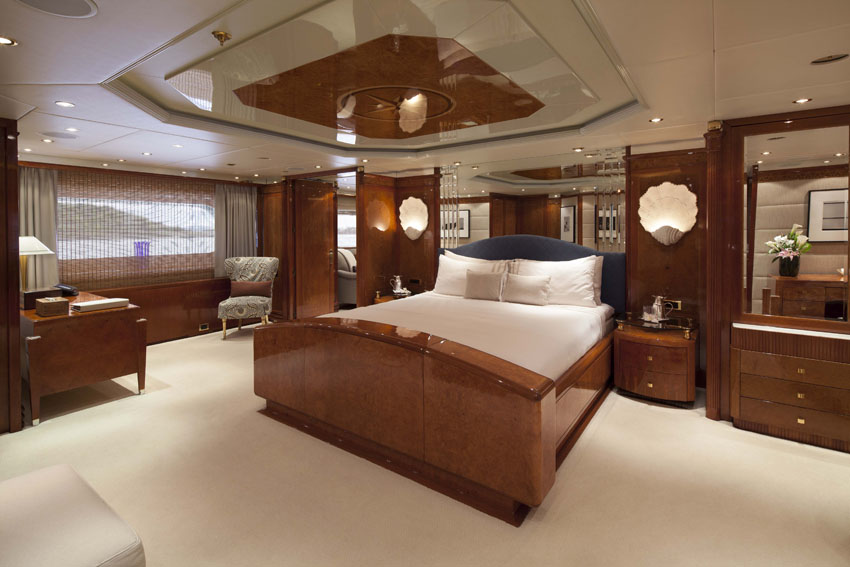 A Day on a Superyacht 11