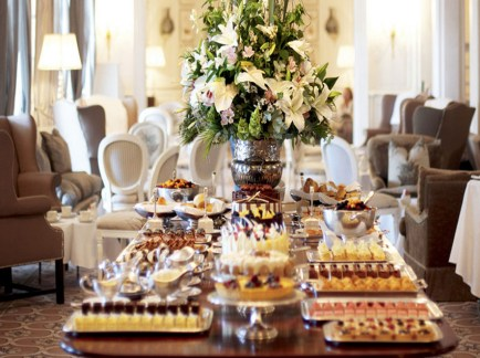 High Tea at Mount Nelson Hotel Cover