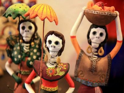Mexican Festival Dia De Los Muertos