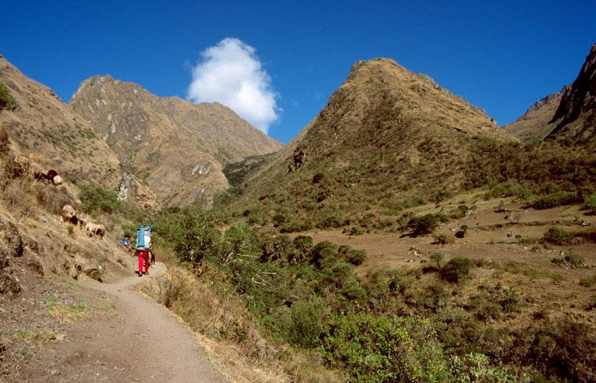 Inca Trail Peru Visit Machu Picchu 2