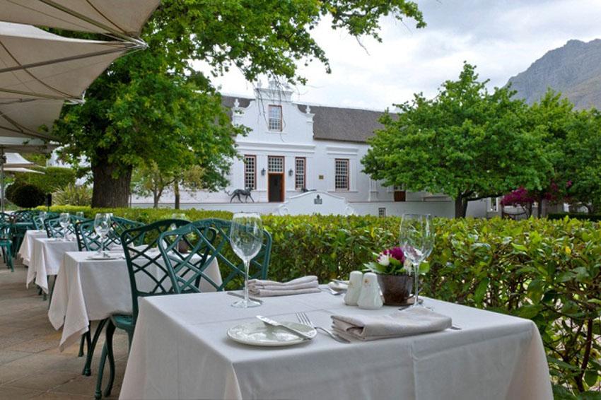 Lanzerac Wine Estate Stellenbosch 11