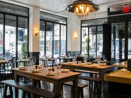Galli Restaurant in NYC