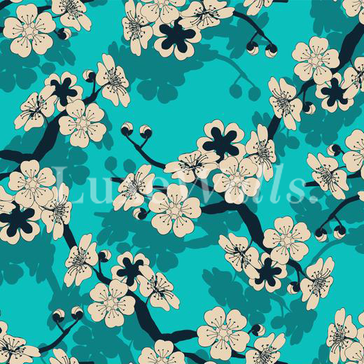 Geometric Wallpaper Hd Japanese Wallpaper Removable And Reusable Shop Now