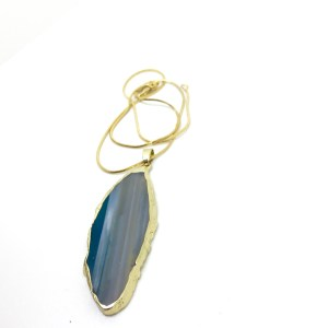 Gold Agate jewellery online uk