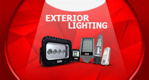 exterior lighting led