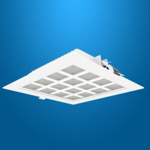 SQUARE PANEL DOWN LIGHT SERIES 30016 S (WATTAGE: 16 W)
