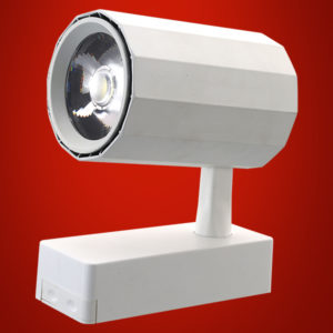 COB TRACK LIGHT SERIES 80520 (WATTAGE:20 W)