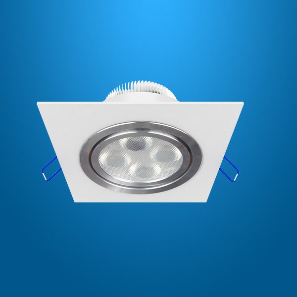 HI POWER LED RECESS DOWN LIGHT Square