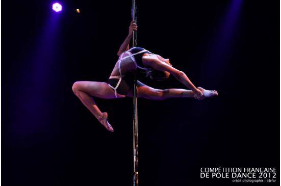 Compétition Française de Pole Dance