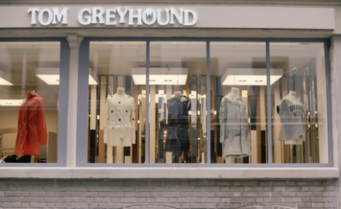 Le succès du concept store Tom Greyhound
