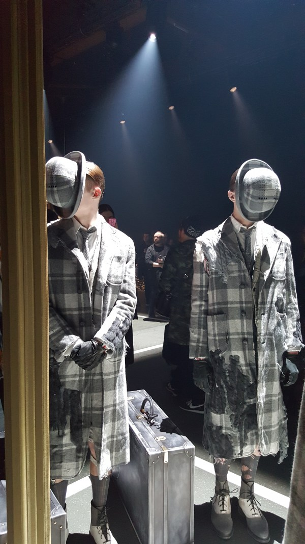 Thom Browne, Homme, Automne Hiver 2016